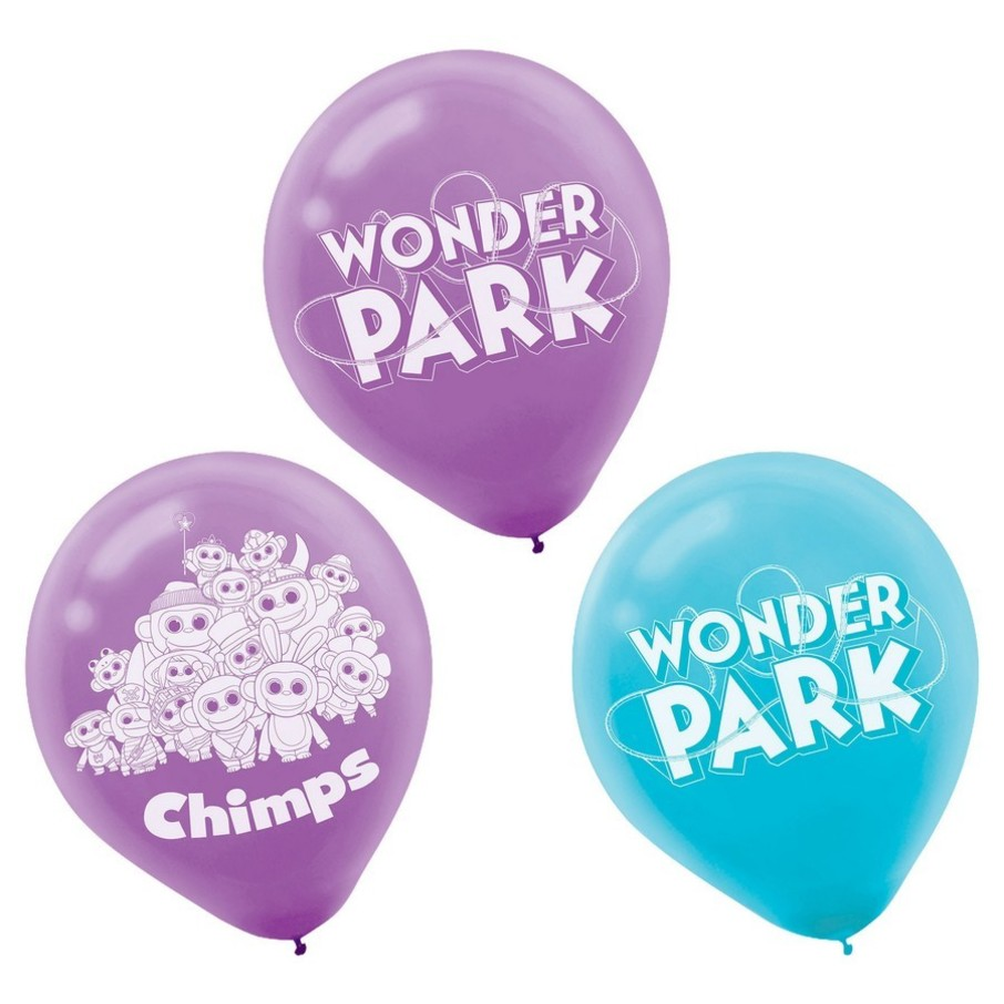 "View larger image of Wonder Park 12"" Latex Balloons (6)"
