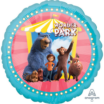 "Wonder Park 18"" Balloon (1)"