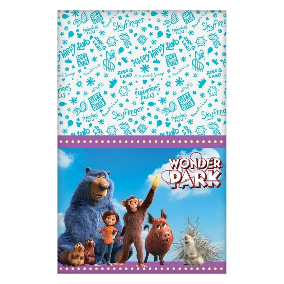 View larger image of Wonder Park Paper Tablecover (1)