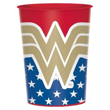 Wonder Woman Favor Cup