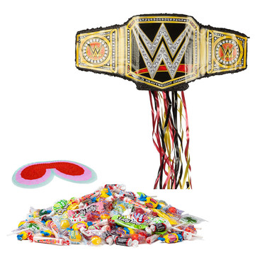WWE Belt Pinata Kit