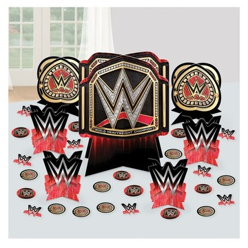 WWE Table Decorating Kit
