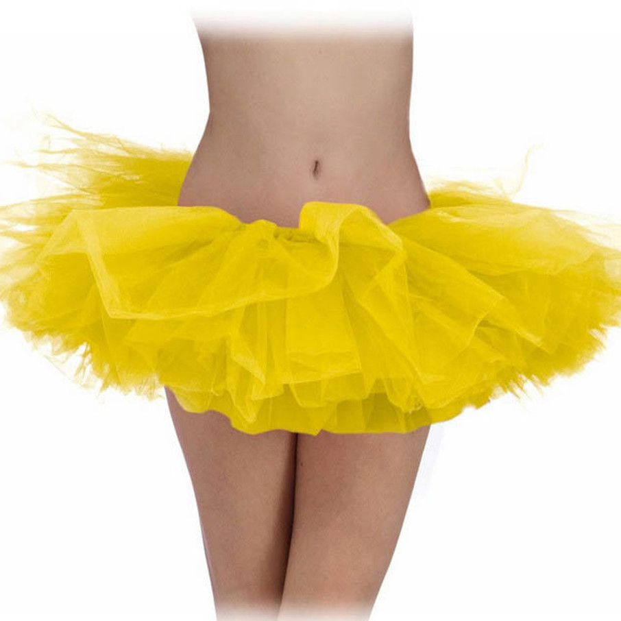 View larger image of Yellow Adult Tutu