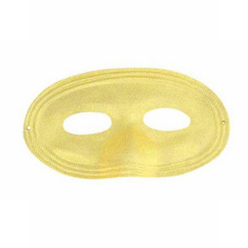 Yellow Domino Mask