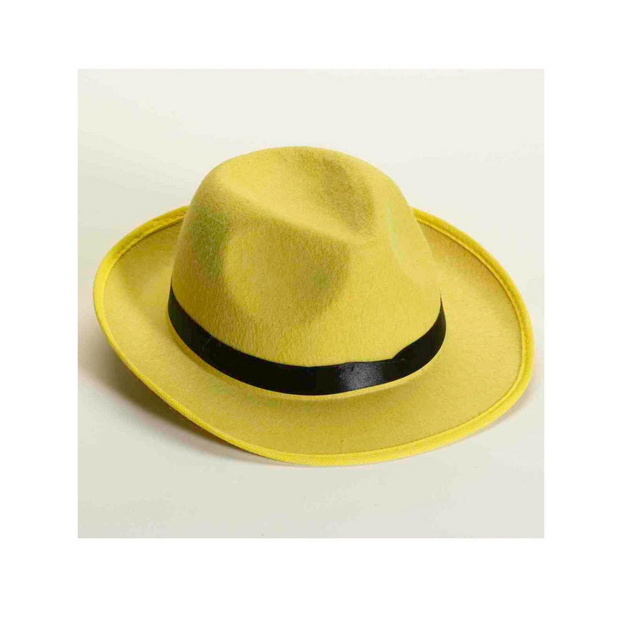 View larger image of Yellow Fedora