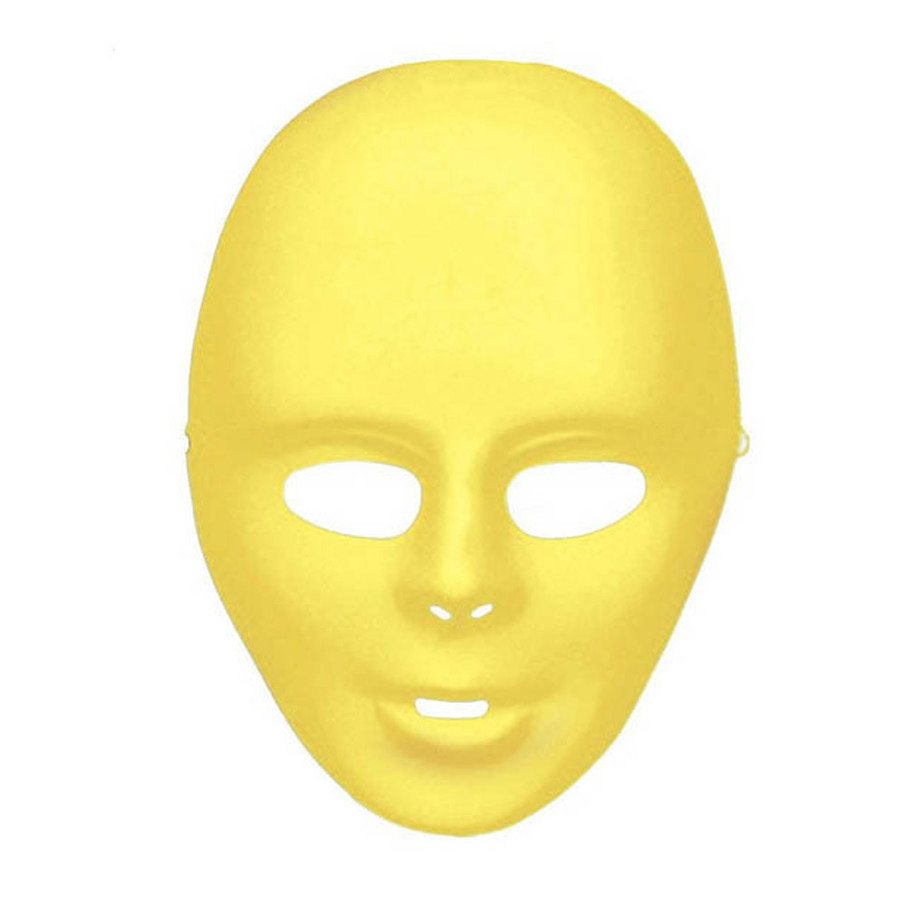 View larger image of Yellow Full Face Mask