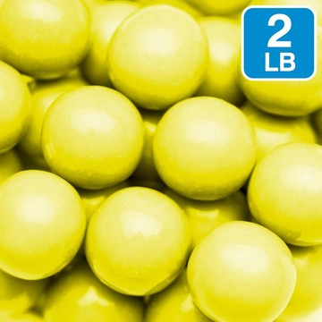 Yellow Gumballs 2lb (Each)