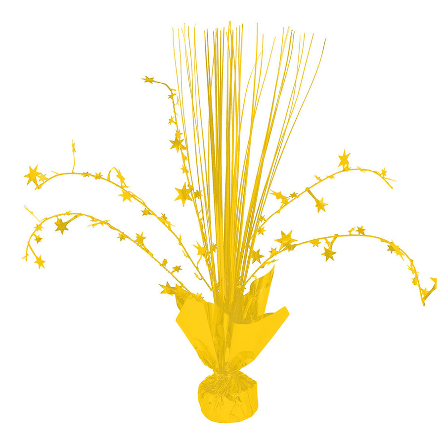 View larger image of Yellow Spray Centerpiece (Each)