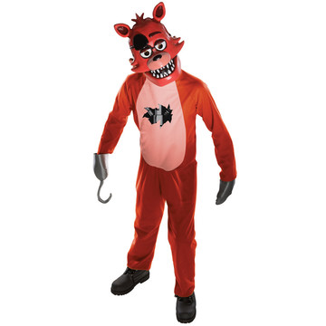 Youth Five Nights at Freddy's Foxy Costume