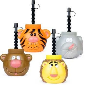 Zoo Animal Sipper Cup (12)